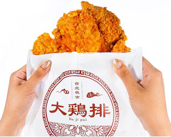 激辛デビル 大鶏排 写真
