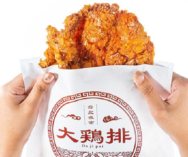 チリガーリック 大鶏排